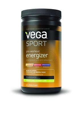 All Round Vega Sport Pre-Workout Energizer - Acai Berry