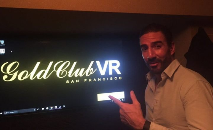 Another Addition To The Must Try VR Experiences: Strip Clubs