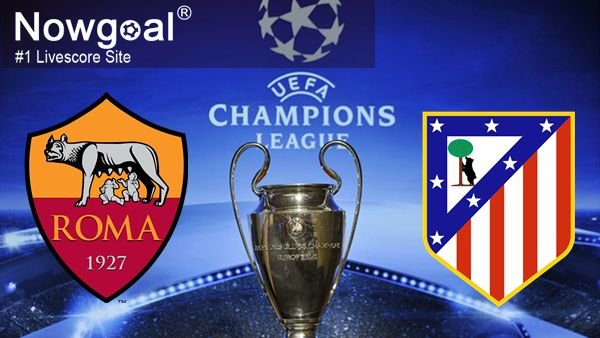 AS Roma VS Atletico Madrid Football Tips UEFA Champions League