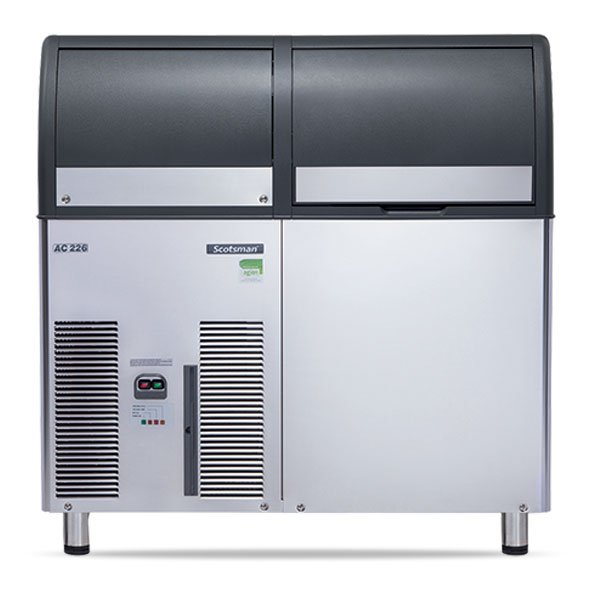 Best Handling Information For A Commercial Ice Machine