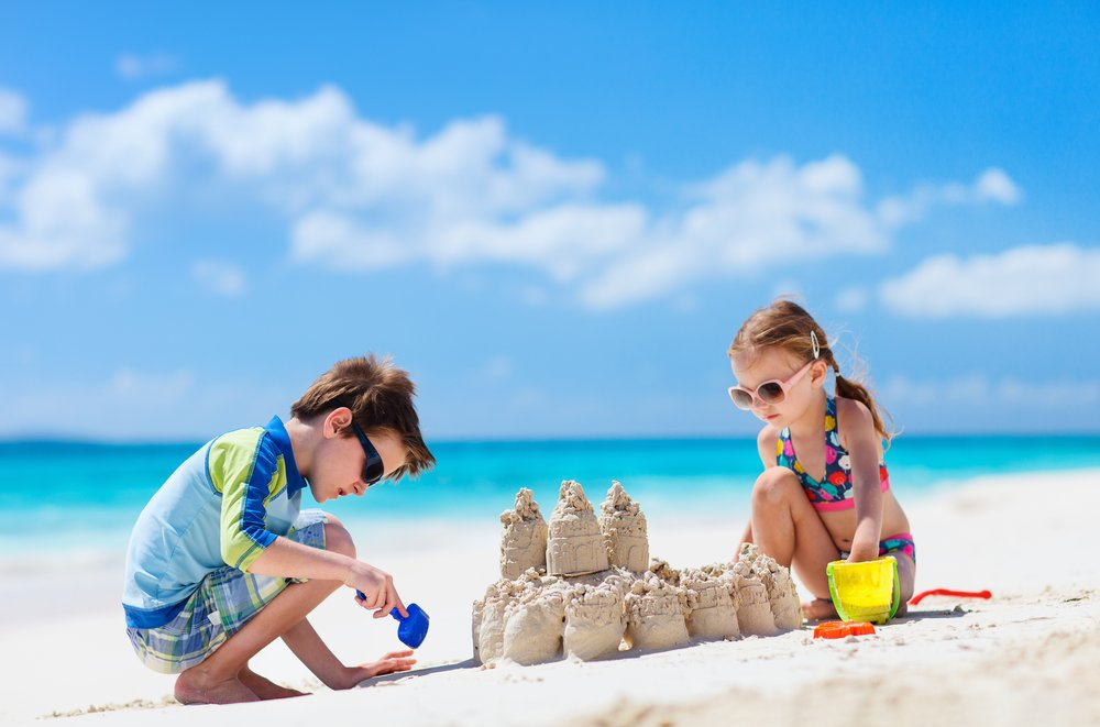 Best Kid-Friendly Beaches