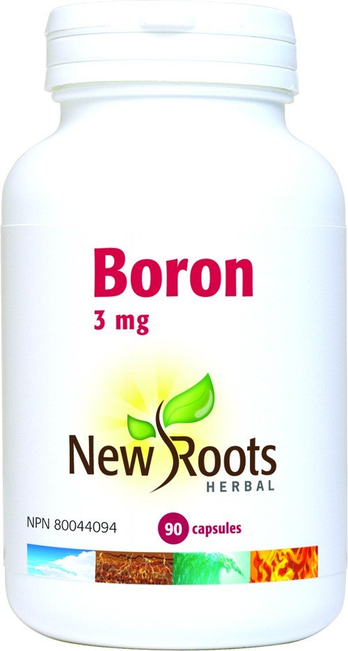 Boron Supplements Can Help Your Body Absorb Calcium
