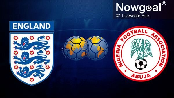 England VS Nigeria Soccer Prediction International Friendly