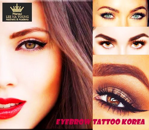 Go For The Korean Eyebrow Embroidery With Simplest Of Methods