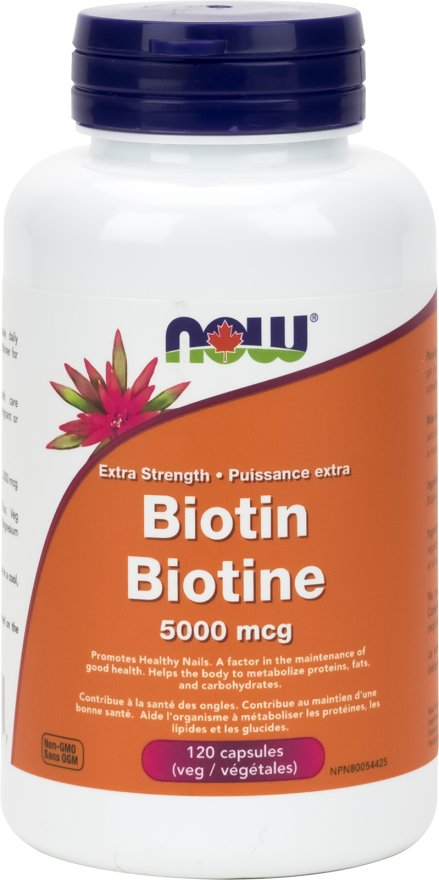Health Benefits Of Using Now Biotin 5000