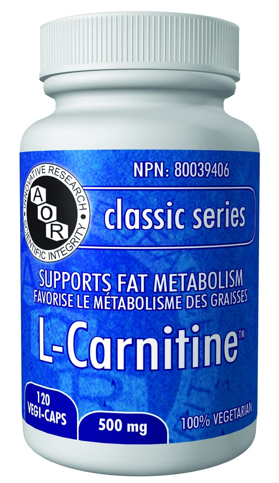 Improve Your Weight Loss And Energy Levels With AOR L-Carnitine