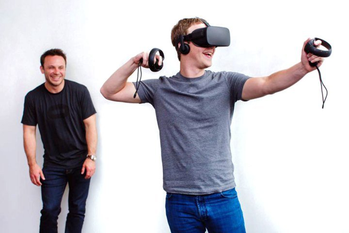 Let's Socialize, The VR Way