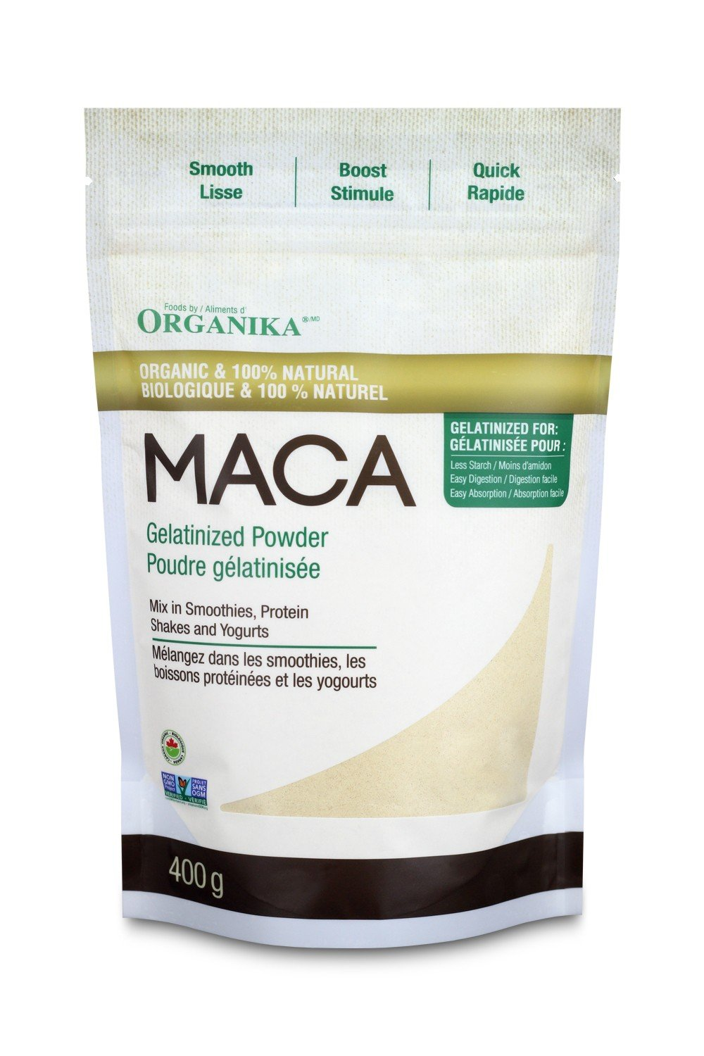 Maca Powder From Maca Berries Can Improve Your Health In Many Ways