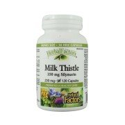 Natural Factors Milk Thistle: Caring For Your Liver