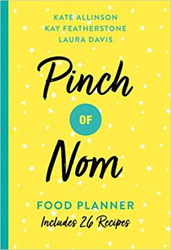 Pinch Of Nom Food Planner - Includes 26 New Recipes - Book Review