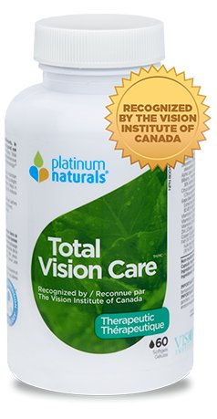 Platinum Total Vision Care Can Prevent Age-Related Vision Problems