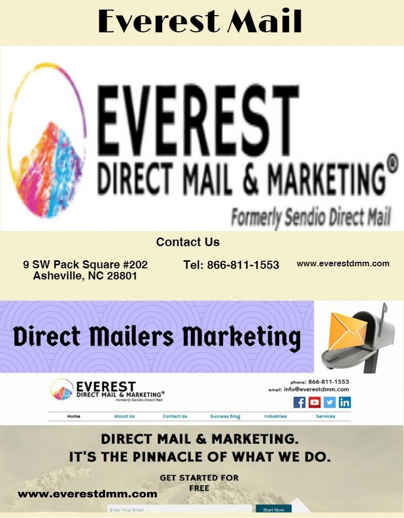 Postcard Marketing V/S Brochures | Everestdmm.com
