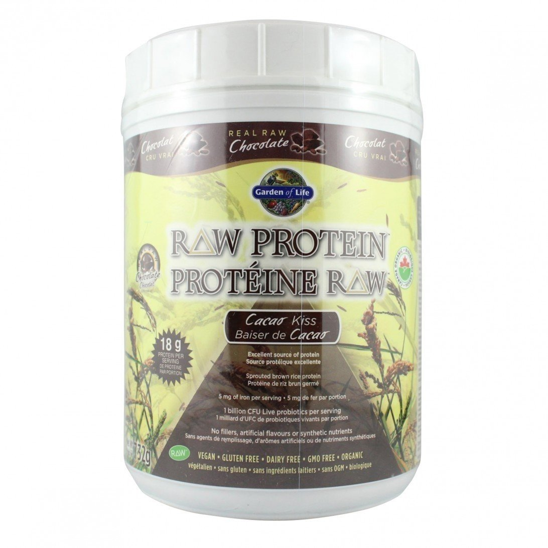 Raw Protein By Garden Of Life Fulfills Your Protein Needs