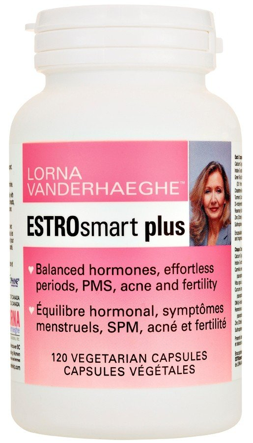 Relieve Your Dysmenorrhea Naturally With Lorna Vanderhaeghe'sESTROsmart