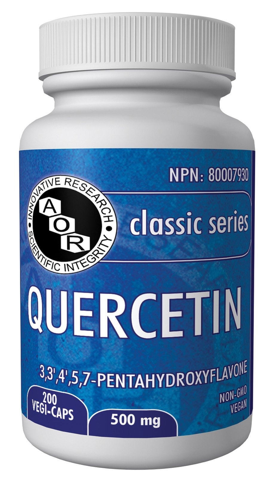Settle Down Your Allergy Overdrive With AOR Quercetin