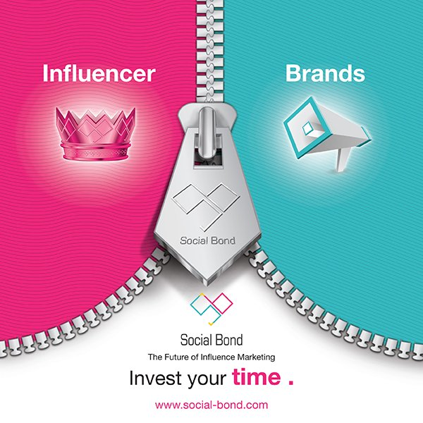 Social Bond: Connect With Influencers And Make The Most Of Your Message