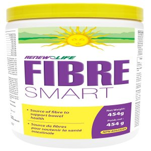Add Fiber To Your Diet With Renew Life Fibre