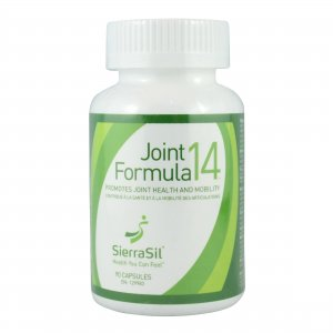 Sierrasil Formula 14: Herbal Supplement Relieves Your Joint Discomfort Naturally