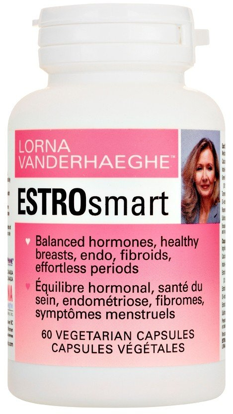Stock Up On Lorna Vanderhaeghe ESTROsmart And Get A One Year Supply