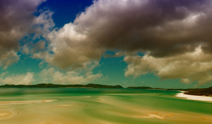 The Beauty Of The Whitsunday Coast