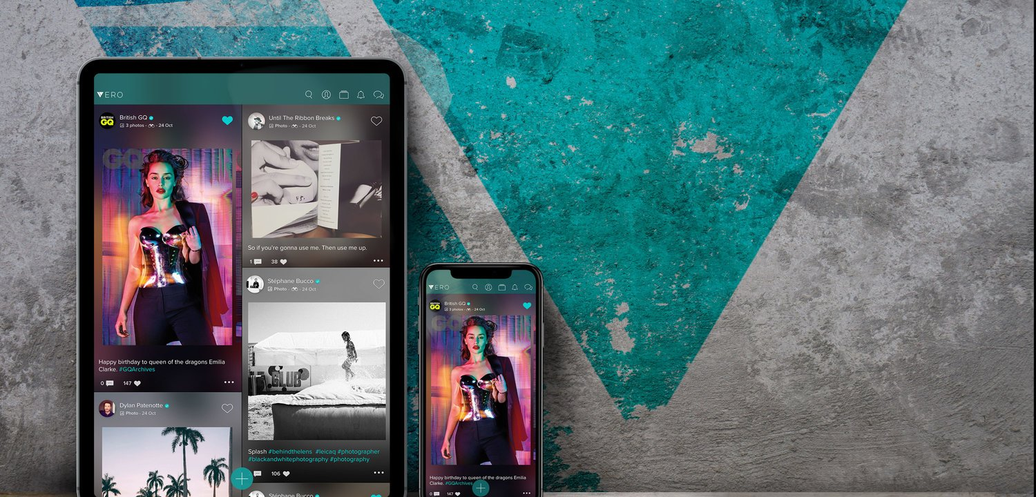 The Conciseness Of Life Resides Into Your Favorite Vero App