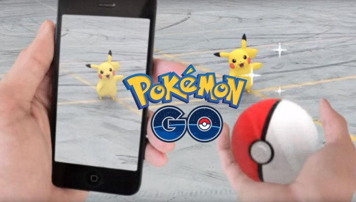 The Difference Between AR, VR And Pokémon Go