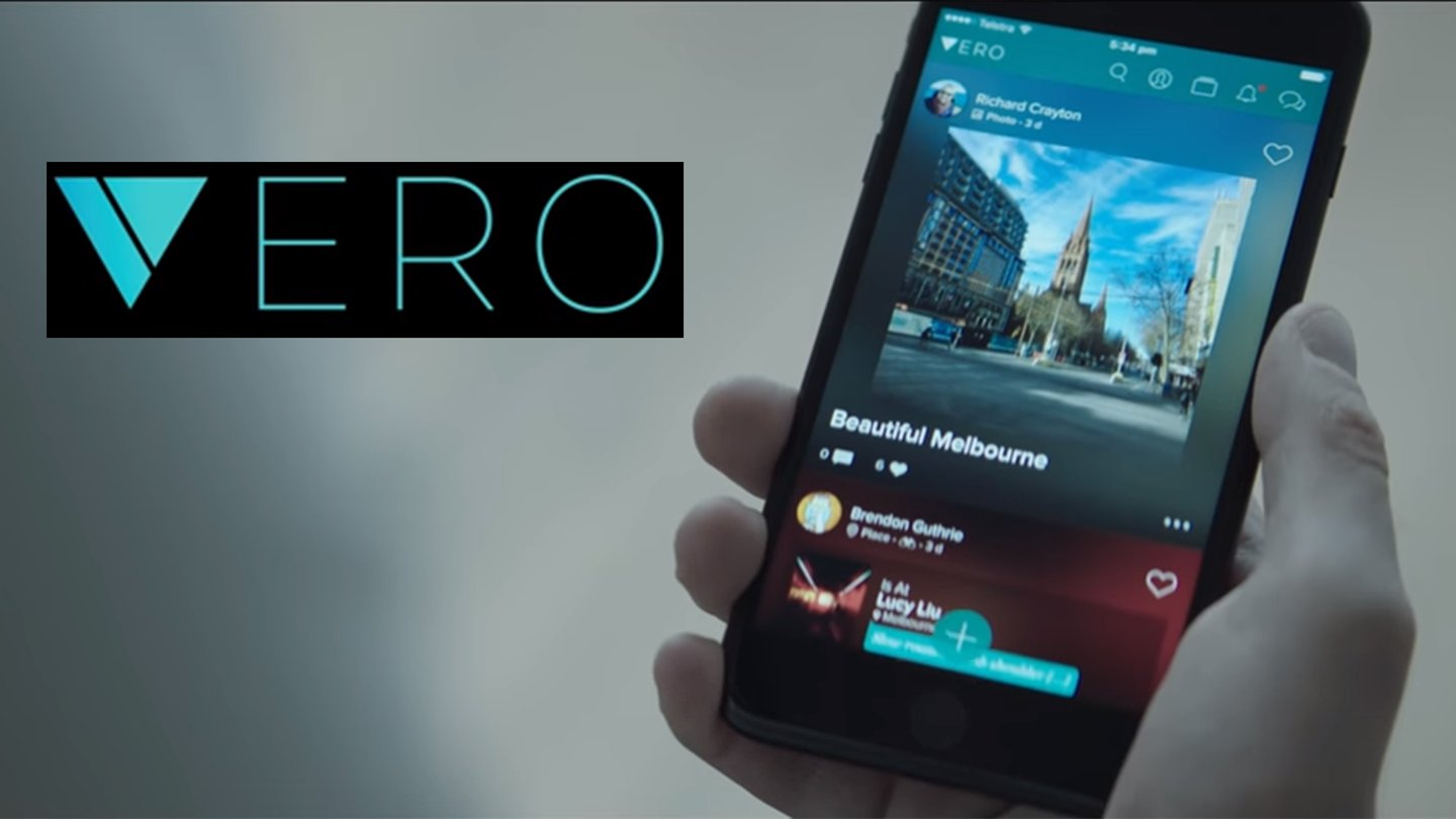The Lucid Capabilities Of Vero Social App To Prosper Your Talent